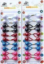 20 Elastic Hair Bands Hair Ties Hair Band Rope Elastic Ponytail Holder For Girls