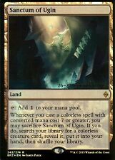 Sanctum of Ugin foil | nm | versiones preliminares promos | Magic mtg