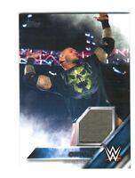 WWE Randy Orton SD 2016 Topps Then Now Forever Shirt Relic Card SN 273 of 299