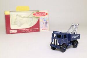 Trackside DG114006; AEC Mammoth Ballast Box; Wrecker, Pickfords; Excellent Boxed