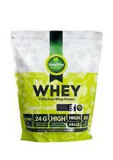Healthy Choice 100% de protéines de lactosérum Concentré saveur naturelle de soj...