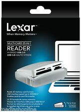 Lettore di schede Lexar SD / CompactFlash USB 3.0 Bianco
