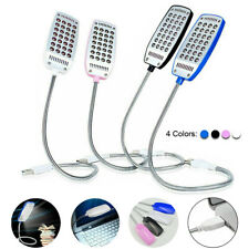 Flexible Mini 28LED USB Light Lamp For Laptop PC Computer Notebook Reading Light