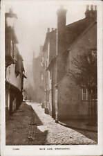 Berkhamsted. Back Lane # S 8496 by WHS Kingsway.