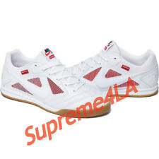 Supreme 18F/W Nike SB Gato White Size 8 1000% Authentic in Hand