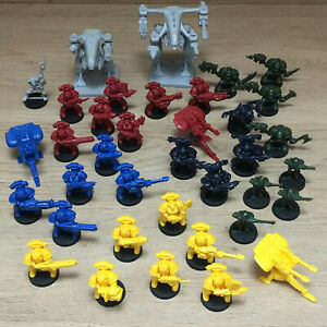 Space Crusade Minatures Multi-Listing Marines Dreadnought Chaos Ork Android etc.