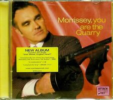 MORRISSEY 'YOU ARE THE QUARRY' 12-TRACK CD