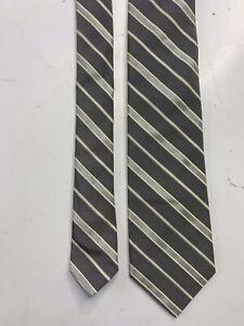 Brooks Brothers Black Fleece Thom Browne Madras Neck Tie Striped