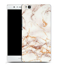 hard case cover for huawei P8 LITE -marble design 113