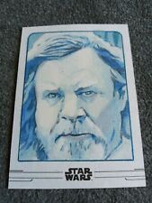 2020 TOPPS STAR WARS THE RISE OF SKYWALKER SERIES 2,SKETCH BY ADAM BECK  1/1
