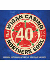 Various Artists - Wigan Casino 40th Anniversary Album NEW 2 x CD