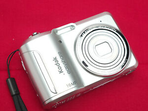 Kodak EasyShare C1550 16.0MP Digital Camera - Silver tested working 052