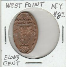 Elongated Coin - West Point, Ny - Elongated Cent