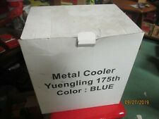 Yuengling 175th anniversary metal cooler with built in bottle opener Ext Rare!