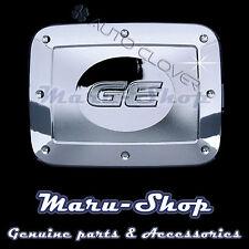 Chrome Fuel Gas Filler Door Cap Cover Trim for 07~11 Chevrolet Aveo 4DR