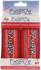 ExtenZe Maximum Strength Male Enhancement, Big Cherry (2 pack) 4 oz (Pack of 8)