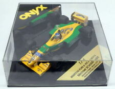 Voitures de courses miniatures Onyx pour Benetton