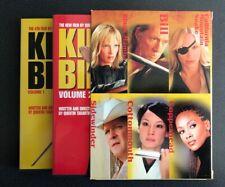 Kill Bill Dvd Set Volume 1 And 2 In Best Buy Exclusive Slipcover Slip Case