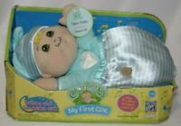 Vintage My First CPK Cabbage Patch Kids Plush Boy Doll Lullaby and Goodnight CPK