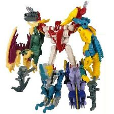 Transformers Beast Hunters Legion Class Abominus 5 pack Combo