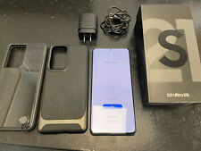 Samsung Galaxy S21 Ultra 5G SM-G998U1 512GB Black Unlocked Excellent