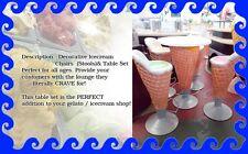 Delicious Ice Cream Cone Table & Stools Set
