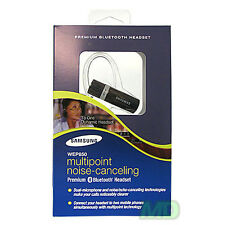 OEM GENUINE SAMSUNG WEP850 MicroUSB Bluetooth Headset Smoke GENUINE RETAIL