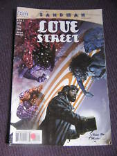 VERTIGO DC COMICS - SANDMAN PRESENTS LOVE STREET #3