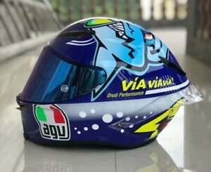 AGV PISTA Big Fish Full Face Motorcycle Helmet
