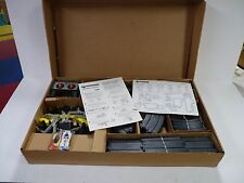 #9115 AFX/TOMY  BLACK OUT RACE SET NEW BROWN BOX SET MAILER SET FOR JCPENNYS