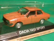 Modelcar 1:43  Legendary Cars   DACIA 1410 SPORT