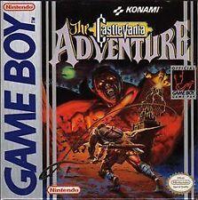 Castlevania Adventure (Nintendo Game Boy, 1989)