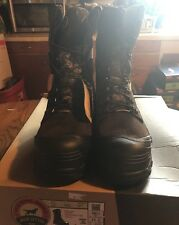 RED WINGS SHOES, IRISH SETTER HUNT MEN's SNOW TRACKER PAC 1400g, Size 9 E2/W2