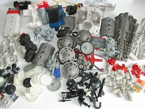Robotix   Bundle of Spare Parts and Pieces  Vintage MB
