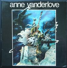 ANNE VANDERLOVE BILAL DYLAN VAL BUDET SERVAT … RARE 33T LP VELIA NEUF / MINT