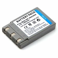 Battery Pack for NP-500 NP-600 DR-LB4 KONICA MINOLTA DiMAGE G400 G500 G530 G600
