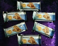 J-169 Optavia Medifast Fruit And Nut  Crunch Bars x 6
