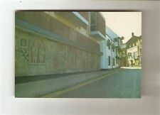 GLOUCESTERSHIRE Sainsburys Mural Gloucester postcard post card
