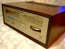 Schöner Marantz ST400 Hifi Stereo Tuner FM/MW Radio Empfänger im neuen Woodcase