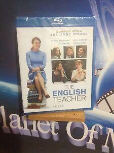 the english teacher *BLU RAY*NUOVO