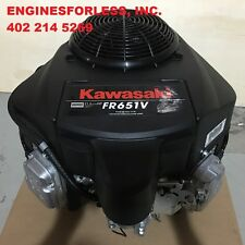 KAWASAKI FR651V-DS09R V-TWIN ZERO TURN LAWN MOWER ENGINE MOTOR WITH FREE MUFFLER