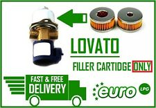 "LPG GPL Filter ""LOVATO"" liquid faze gas, first stage, Autogas, - NEW"
