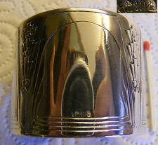 Bruckmann 800er - Carl Zeller Modell 3051 - 1 Serviettenring
