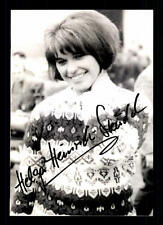 Helga Heinrich-Steudel  Foto Original Signiert Motorsport +A 124615