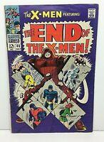 X-Men #46 Silver Age Comic Books! Marvel 1968 Mid-Grade