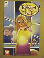 Disney Tangled The Series #1 IDW Disney Comics 2018 Series 9.6 Near Mint+