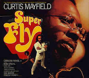 CURTIS MAYFIELD-SUPERFLY-DELUXE EDITION 2 CD DIGIPAK-USA IMPORT-1972/1997