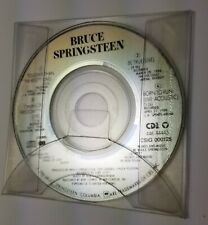 1988 Vintage BRUCE SPRINGSTEEN 4-Track LIVE  CD MAXI SINGLE Chimes of Freedom EP