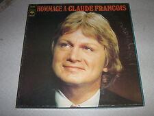 CLAUDE FRANCOIS COFFRET 4 DISQUES