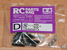 Tamiya 58489 Avante 2011, 9465813/19465813 Screw Bag D, NIP